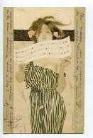 Kirchner  Art Nouveau Femme - Kirchner, Raphael
