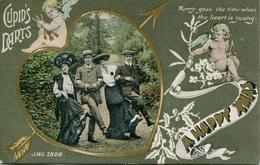 CUPID'S DARTS 1906  Gr29 - Valentine's Day