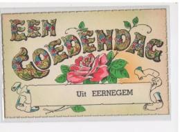 Een Goedendag Uit Eernegem Eerneghem ( Ichtegem ) - Ichtegem