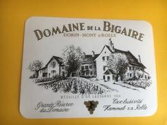 2286 - Suisse Vaud  Mont Sur Rolle  Domaine De La Bigaire - Etiquetas