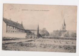 JABBEKE -  Le Couvent Et Le Presbytère - Gelopen - Jabbeke