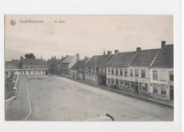 Oost - Roosbeke ( Oostrozebeke) : De Markt - Uitg. Denoo Hoste   - Gelopen - Oostrozebeke
