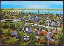 Romania Costinesti 1969 / Tourism / Black Sea / Camping / Tents - Unclassified