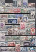 Frankrijk  - Selectie Zegels - Gebruikt-gebraucht-used - Afgeweekt - SF1 - Postzegels