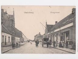 Oudenburg - Hoogstraat - Gelopen 1913 - Oudenburg