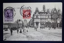 Belgium Card  1932 Brussels To Paramaribo Suriname  South America  OPB 342 + 339 - België