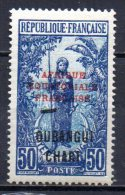 3/ Oubangui N°  56 Neuf  XX  MNH  Cote : 3,00 € - Ongebruikt