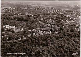 Eving Dortmund Luftbild - Grävingholz  Ansichtskarte 1971 - Dortmund