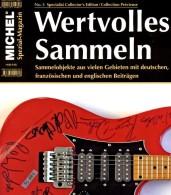 MICHEL Magazin Heft 5/2016 Wertvolles Sammeln New 15€ With Luxus Information Of The World Special Magacine Germany - Telefonkarten