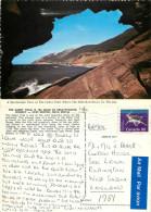 Cabot Trail, Cape Breton Island, Nova Scotia, Canada Postcard Posted 1991 Stamp - Cape Breton