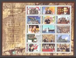Marshall Islands - 1997 Millennium (II) Sheet MNH__(THB-2352) - Marshall Islands