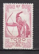 Togo, Tir à L'arc, Archery, Cacao, Cocoa - Bogenschiessen