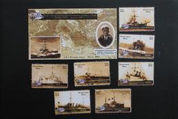 Russia. 2012. Transport. Ships - Ships