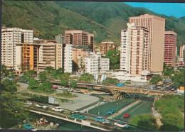 Grote Kaart Grand Format Venezuela Plaza Altamira Caracas - Venezuela