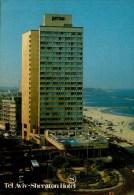 TEL AVIV  SHERATON HOTEL  ..CPM - Israel