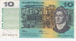 Australie - Billet De 10 Dollars - Greenway & Lawson - 1974-94 Australia Reserve Bank (paper Notes)
