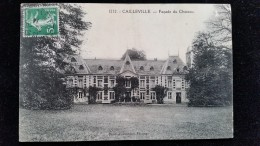 CPA D76 Cailleville Chateau - France
