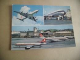 AEROPORT DE ZURICH...SUISSE - Aerodrome