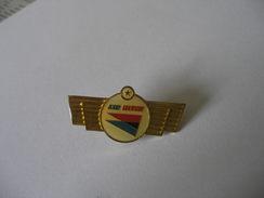Compagnie Aérienne AIR INTER - Avions