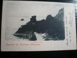Lorenzo Marques 14.01.1901 To Cherso Croazia Rare Destination - Postcards