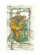 1982 - Brasile 1563 Esposizione Filatelica C4288, - Esposizioni Filateliche