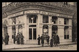 PARIS  Diamant Francais 15 Boulevard Des Italiens  Vue Extérieure - Arrondissement: 02