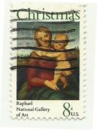 1973 - Stati Uniti 1007 Natale, - Natale