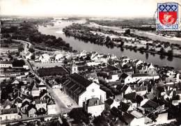 37 - Indre Et Loire - Cpsm Cpm - Chouze Sur Loire - Vue D'avion - France