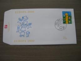 BELG.2000 2922 FDC - FDC