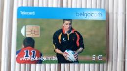 Sport  Phonecard Belgium Used Rare - Belgien