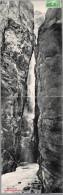 Grindelwald : Carte Panoramique Double Format : Lütschinenschlucht (Edition Photoglob, Zurich, N°9500) - BE Berne
