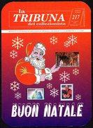 ITALIA 1995 - CALENDARIO TASCABILE - LA TRIBUNA DEL COLLEZIONISTA - BUON NATALE - Calendari