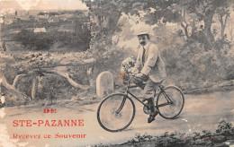 ¤¤   -     SAINTE-PAZANNE  -   Recevez Ce Souvenir De ...........   -   Vélo    -  ¤¤ - Sin Clasificación