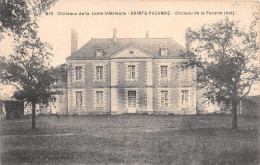 ¤¤   -  978   -  SAINTE-PAZANNE  -  Chateau De Loire-Inférieure  -  Chateau De La Faverie   -  ¤¤ - Sin Clasificación