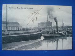 CAPELLE-au-BOIS : Vue Sur Le Canal En 1911 - Kapelle-op-den-Bos