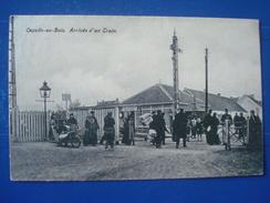 CAPELLE-au-BOIS : Arrivée D'un Train En 1910 - Kapelle-op-den-Bos