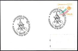 CYCLING - ITALIA ALESSANDRIA 2016 - MOSTRA: ALESSANDRIA CITTA' DELLE BICICLETTE - Ciclismo