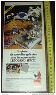 PUB PUBLICITE LEGO SYSTEM DEPANNEUSE GRAND CAMION - Vieux Papiers