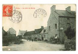 A50 577 Cpa  PIROU  : Un Coin Du Bourg 1911  ( RARE ) - Frankreich
