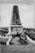 CPA - LE MORT-HOMME - Monument A La 40ème Division D'Infanterie - Verdun