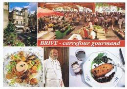 BRIVE    Carrefour Gourmand - Hotels & Restaurants