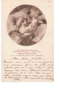 Royalty Russia, Alexei Nikolaevich 1908 OLD POSTCARD  2 Scans - Russie