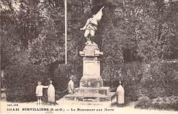95 - SURVILLIERS : Le Monument Aux Morts - CPA - Val D'Oise - Survilliers