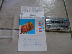 Hallyday Johnny: Johnny Hallyday D'hier 1961-1971/91 Cassette Audio - Audiokassetten