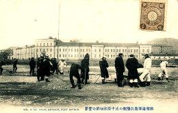 AE 26 / C P A.   CHINE-  NAVAL BARRACK  PORT ARTHUR - Chine