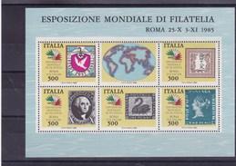 ITALIE: Italia 85 : Y & T : BF 2** - 1981-90: Mint/hinged
