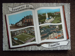 Souvenir De Fauville-en-Caux - Autres Communes