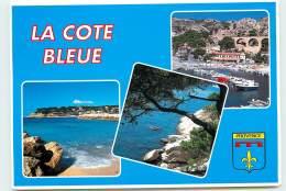 13-LA COTE BLEUE-N°027-D/0004 - France