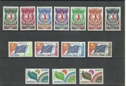FRANCIA  UNESCO SIN CHARNELA (K-Nº12.C.11.16) - Sonstige