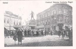 ROMANIA_GALATI_CENTRUL STATUIA COSTACHE NEGRI - Rumänien